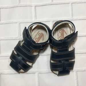 Like New See Kai Run Navy Sandals